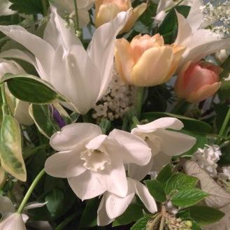 Seasonal Wedding Flowers, Spring