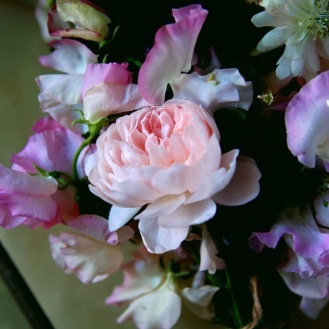 Seasonal Summer Bridal Flowers and Bouquets, British Scented Garden Gathered Flowers, Summer at Swan Cottage Flowers