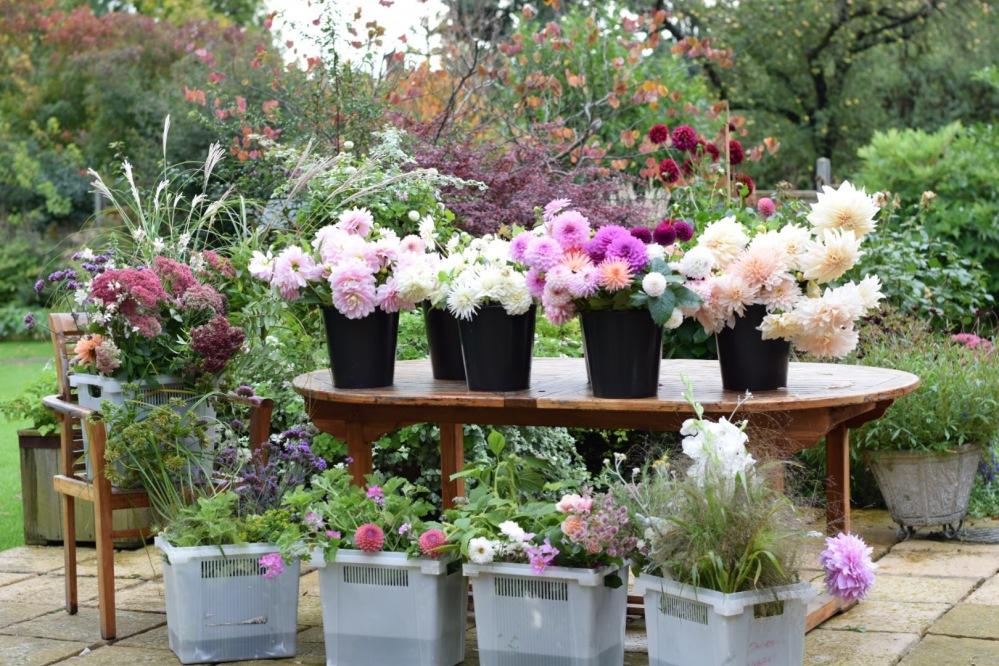 British Wedding Flowers, everything you need for a large celebration