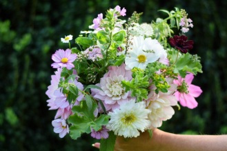 British DIY Flowers, Wedding Flowers, Autumn
