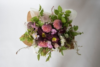 Swan Cottage Flowers from Florist Lois Golding, British Summer Flowers