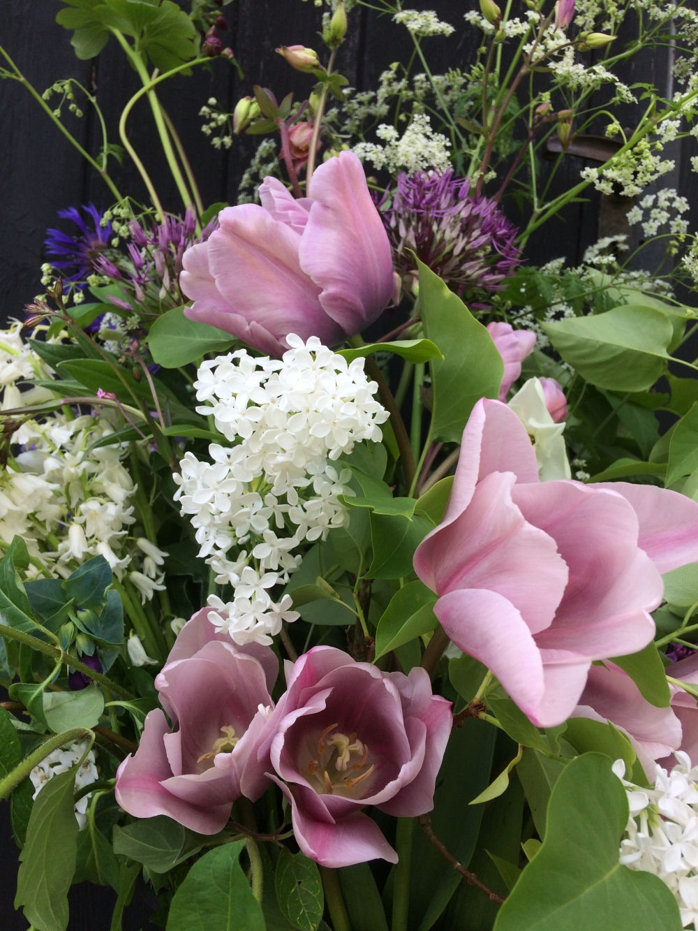 Royal Wedding Flowers, Seasonal Flowers, delicate scented beauty no bulk wholesale, just natural with zero air miles