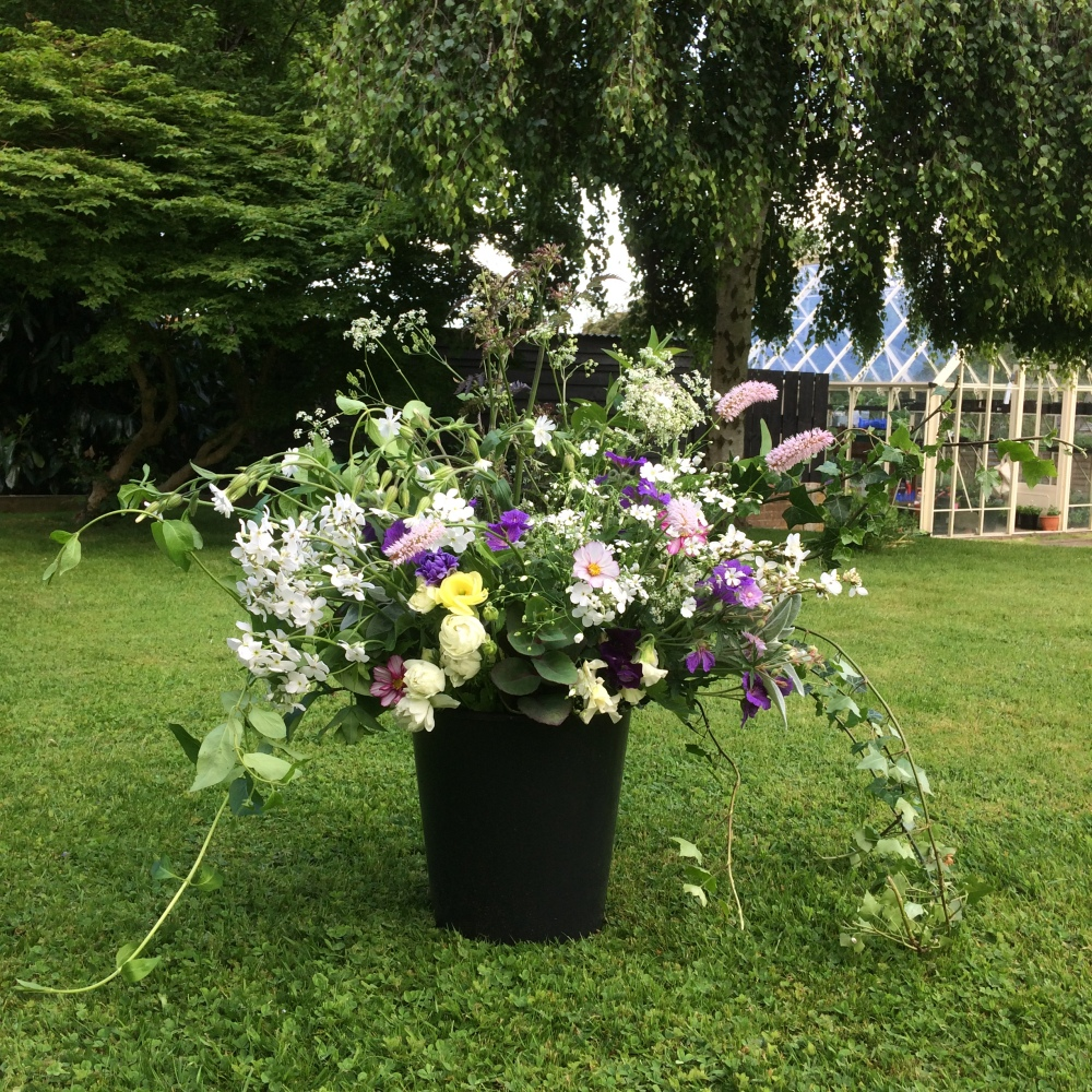 Garden Gathered, an English Country Garden in a Bucket, Seasonal for May and the Royal Wedding of Prince Harry and Megan