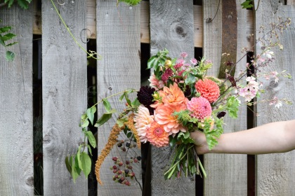 Making your Wedding Bouquet