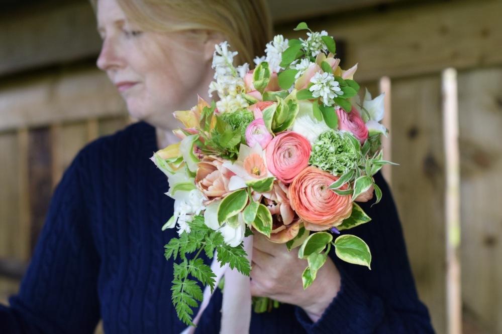 Wedding Florist and Wedding Flowers Workshop, Buckinghamshire / Bedfordshire / Hertfordshire / Northampton / Milton Keynes / Leighton Buzzard / Tring / Aylesbury / Woburn / Waddesdon