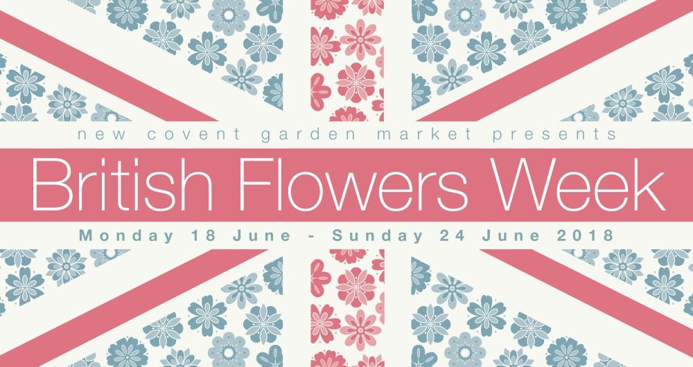 British Flowers Week 2018